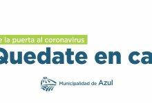 Photo of Disposiciones adoptadas por el Municipio ante la situación sanitaria por el Covid 19