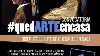 Photo of #quedARTEencasa