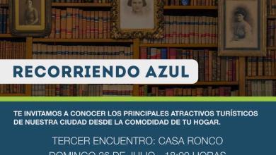 Photo of Tercer encuentro de Recorriendo Azul