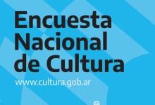 Photo of Sigue abierta la Encuesta Nacional de Cultura