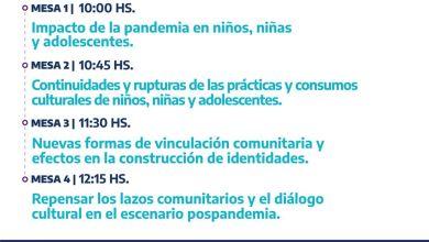 """Photo of """"Ahora en Vivo"""" Conferencias virtuales """"Culturas Bonaerenses"""""""