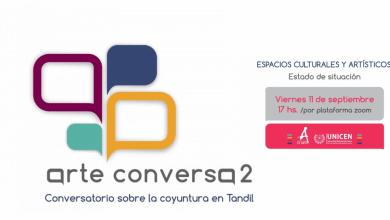 "Photo of Segundo ""Arte Conversa"""
