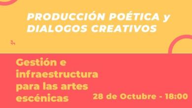 Photo of Ciclo de Conversatorios Producción poética y diálogos creativos – Segundo Encuentro