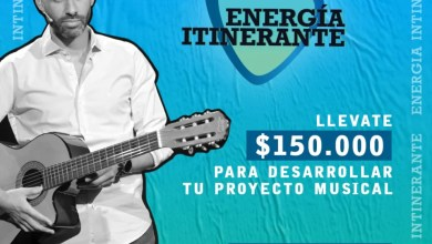 Photo of Segunda edición de Energía Itinerante, un concurso que promueve el arte y la cultura local