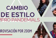 """Photo of Cambio de estilo – Impro_pandemials"""" de Proyecto Mondo"""