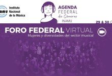 Photo of FORO FEDERAL VIRTUAL INAMU