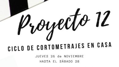 Photo of 3° proyección de Proyecto 12