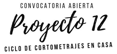 Photo of CONVOCATORIA ABIERTA: CORTOMETRAJES