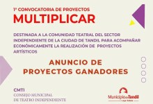 "Photo of GANADORES DE LA CONVOCATORIA ""MULTIPLICAR"""