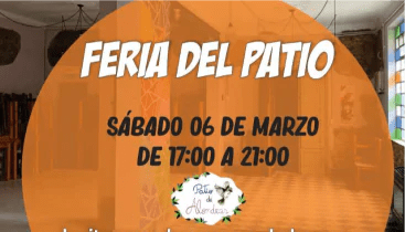 Photo of SE VIENE LA FERIA DEL PATIO