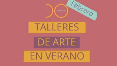 Photo of TALLERES DE ARTE EN VERANO