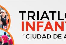 Photo of FIN DE SEMANA DE TRIATLÓN INFANTIL EN AZUL