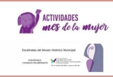 Photo of ACTIVIDADES MES DE LA MUJER
