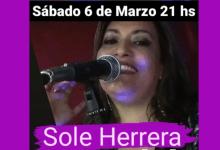 Photo of SOLE HERRERA EN VIVO