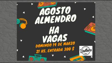 Photo of HA VAGAS/AGOSTO ALMENDRO LOS ESPERA!!!