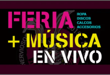 Photo of FERIA + MUSICA EN VIVO!!!