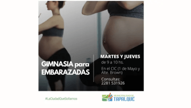 Photo of GIMNASIA PARA EMBARAZADAS EN EL C.I.C