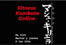Photo of FITNESS KOMBATE ONLINE