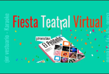 Photo of FIESTA TEATRAL VIRTUAL
