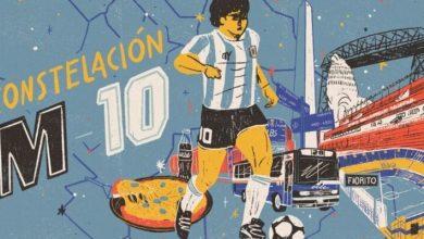 Photo of CONSTELACIÓN M-10, UN RECORRIDO SONORO POR LA VIDA DE DIEGO ARMANDO MARADONA