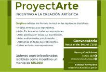 "Photo of INCENTIVO A LA CREACIÓN ARTÍSTICA ""PROYECTARTE"""