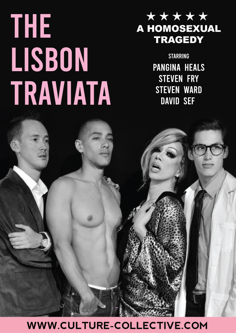 The Lisbon Traviata - CULTURE COLLECTIVE STUDIO - A Professional English Language Theatre in Bangkok, Thailand