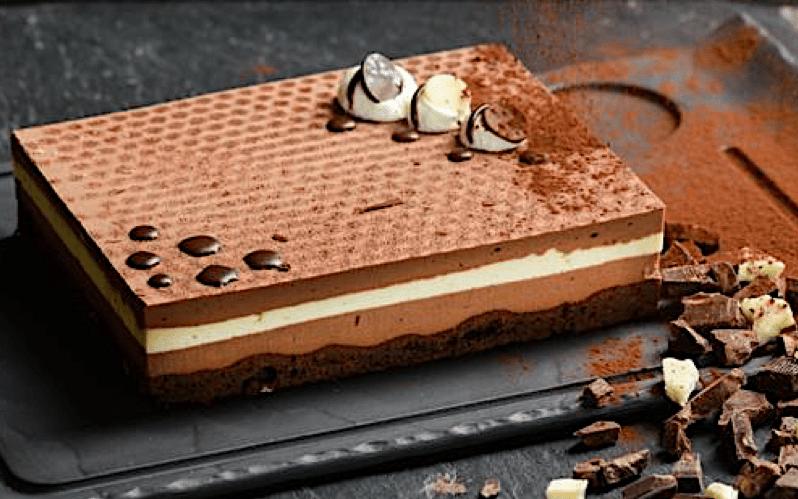 entremet chocolats