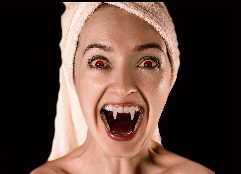 vampire psychique