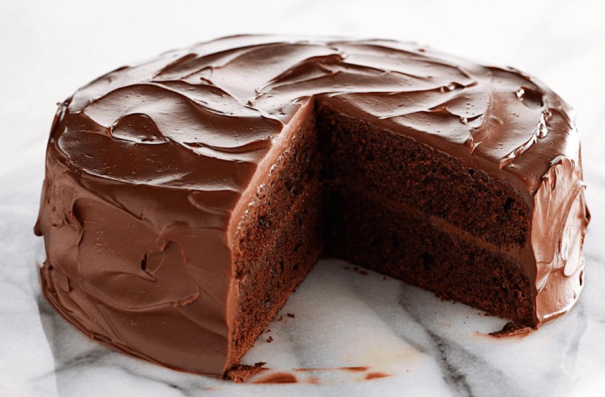 """GÂTEAU DU DIABLE OU """"DEVIL CAKE"""": la recette facile et traditionnelle"""