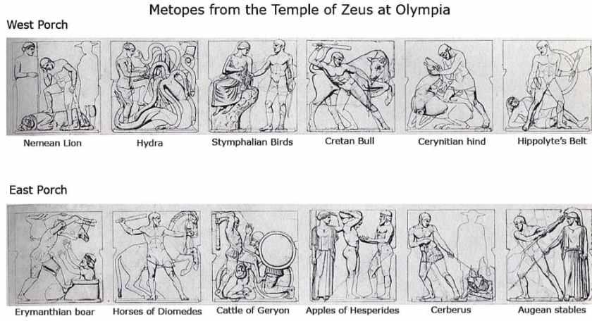 metopes