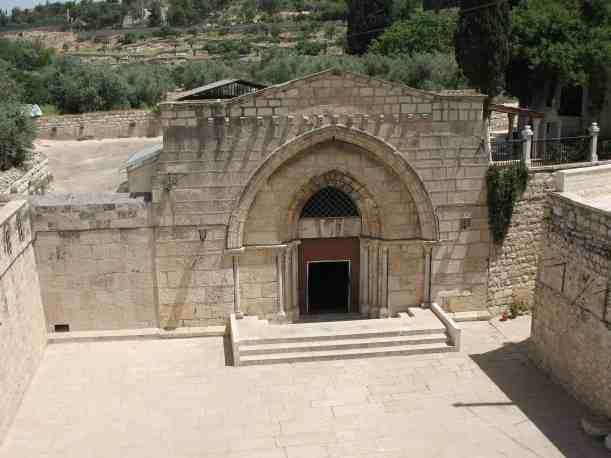 Mary's_Tomb_Jerusalem