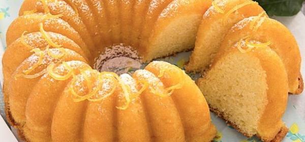 gateau au citron 10 cuillères à soupe