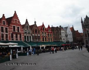 City centre, Bruges, Belgium