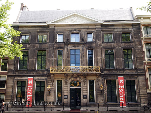 Escher Museum, The Hague