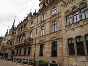 Grand Duke's residence, Luxembourg