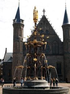 Ridderzaal statue, The Hague