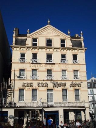 Southampton Hotel, Jersey