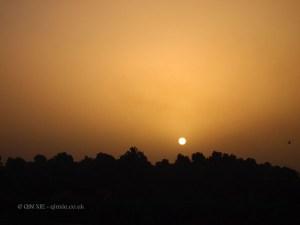 Sunset, Cruise on the Nile
