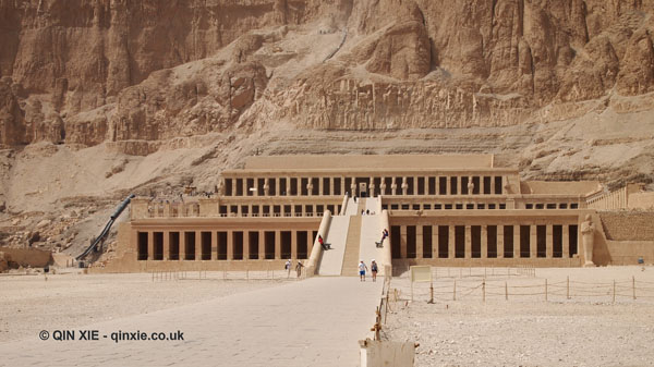 Mortuary Temple of Hatshepsut, Luxor