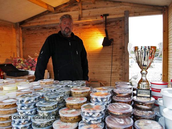 October: Baltic Herring Fair in Helsinki