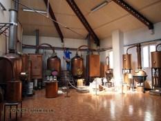 Perfume making equipment, Molinard, Grasse