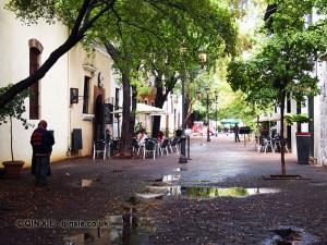 Side street, Santo Domingo, Dominican Republic