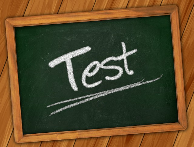 Tests pour évaluer le niveau des apprenants