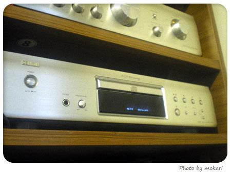 20080525 夫さんJoshin webでCDプレーヤーを買っていた。