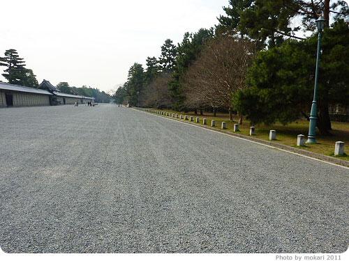201103018-2 京都御所に梅を見に(2011年3月)