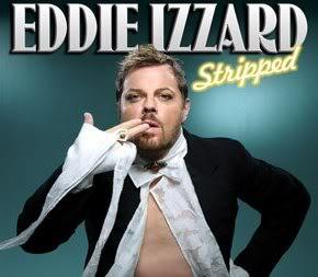 Eddie Izzard Stripped