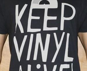 Keep vinyl alive