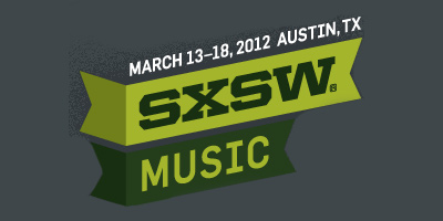 Merge SXSW showcase 2012 banner