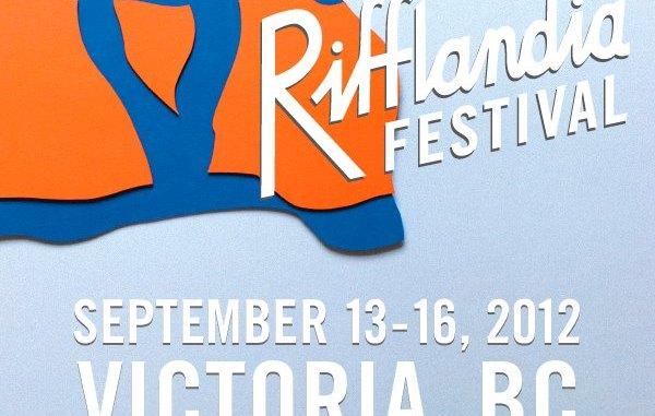 Rifflandia 2012 banner
