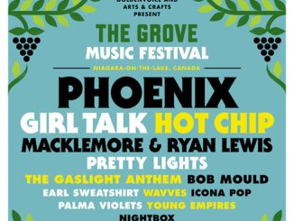 grove music festival poster